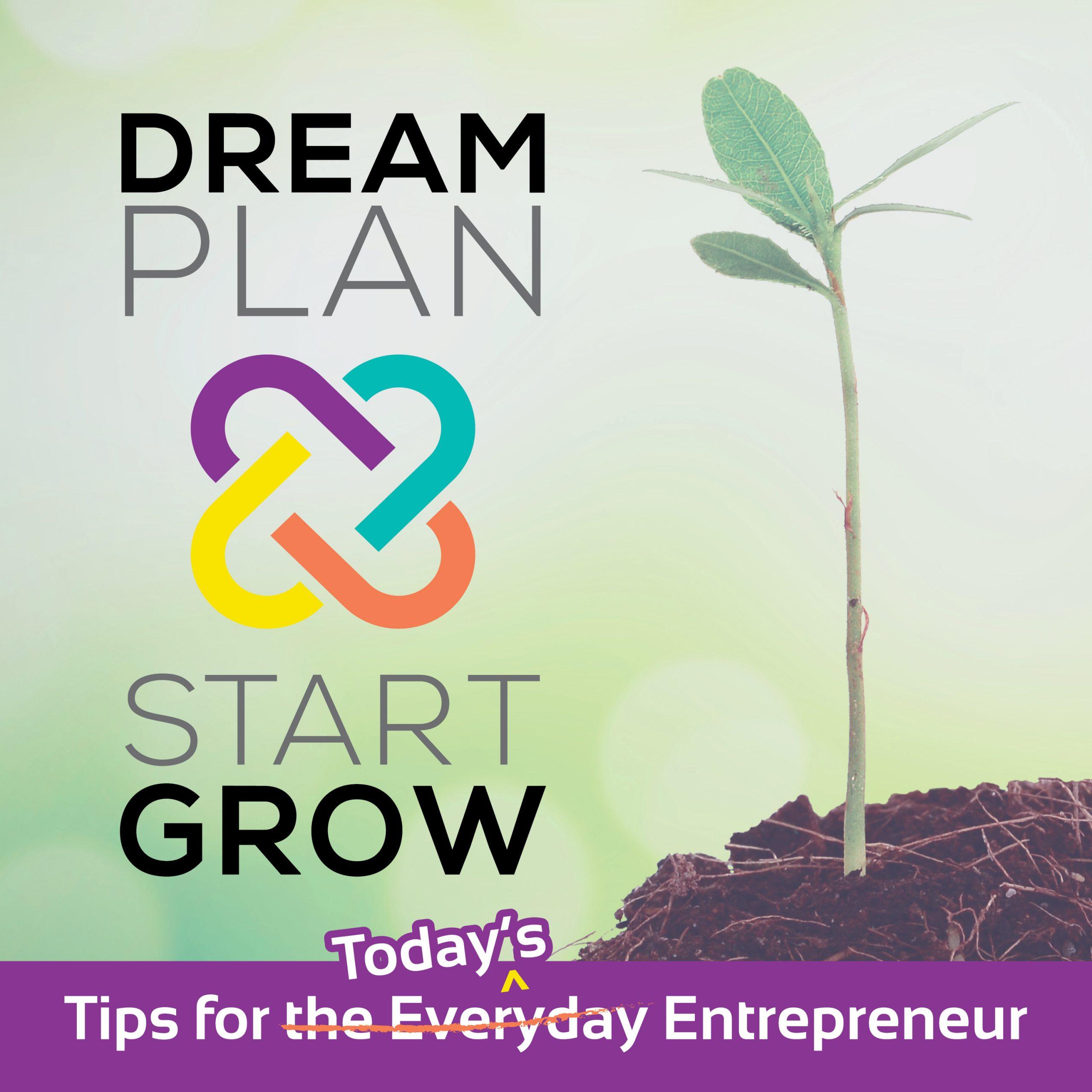 Dream Plan Start Grow